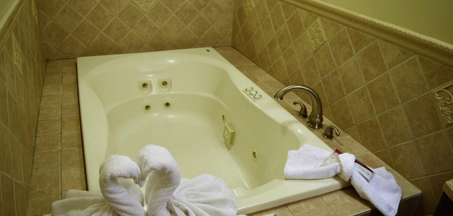 Suite Jacuzzi Tub