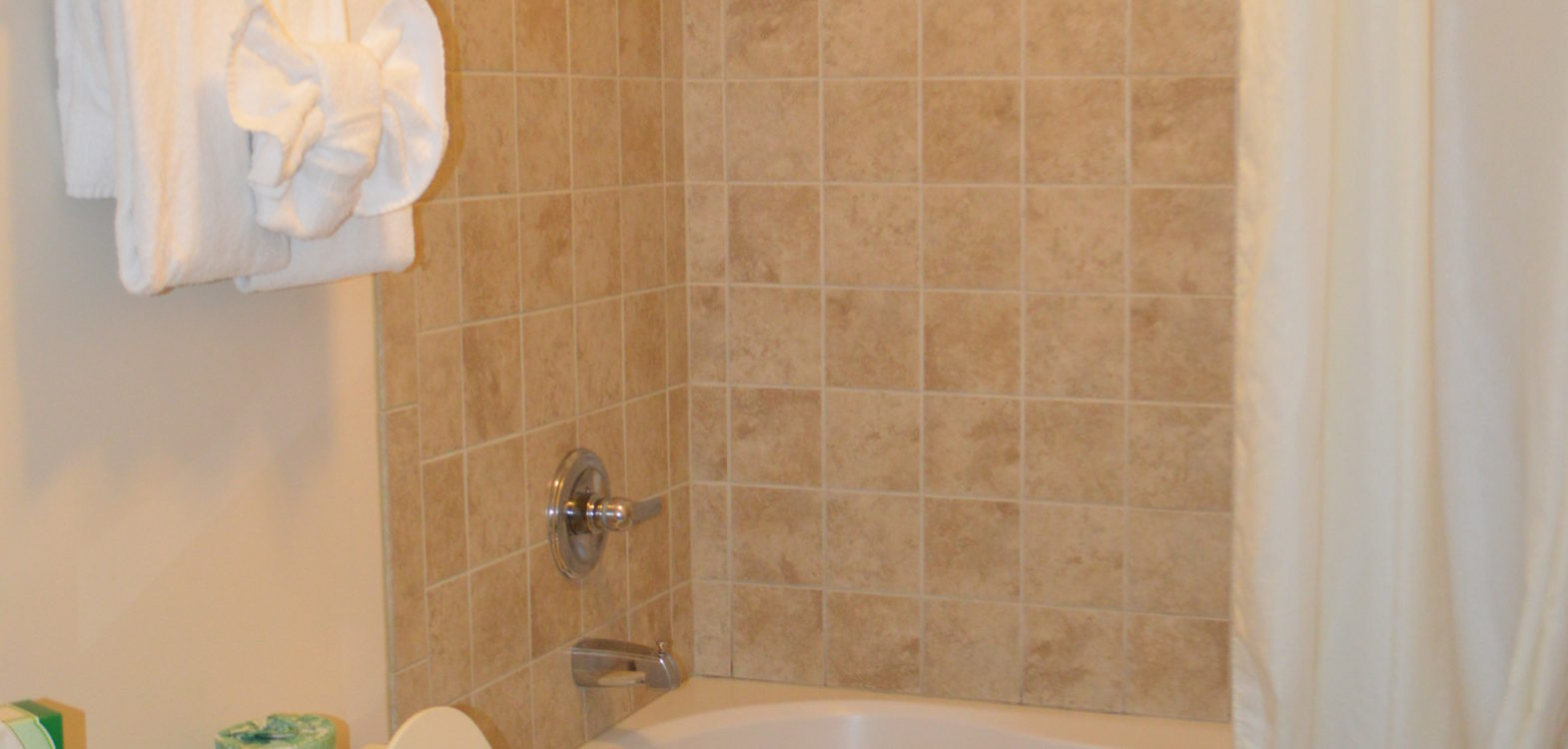 Deluxe Jacuzzi Bath