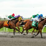 Image of horse racing near Bluegrass Extended Stay
