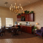 Image of lobby at Bluegrass Extended Stay