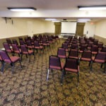 Image of meeting room at Bluegrass Extended Stay